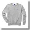 Champion(チャンピオン) CS4110 クルーネックスウェットシャツ(メンズ) S Z(ミックスグレー)