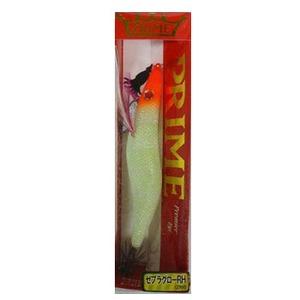 ナカジマ プライムエギ 1.5号 ZRH(ゼブラグローレッドヘッド) 6100