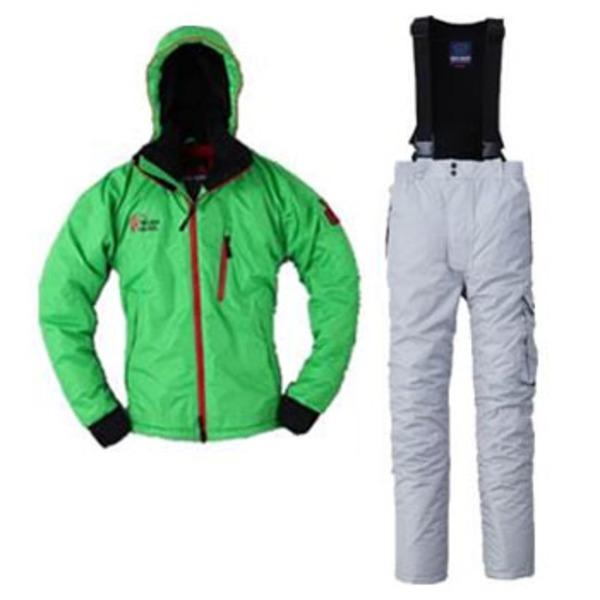 ウォーターロックス オールウェザースーツ WRFW-5101 防寒レインスーツ(上下)