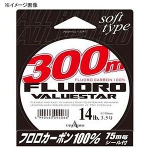 ヤマトヨテグス(YAMATOYO) フロロ バリュースター 300m ブラックバス用フロロライン