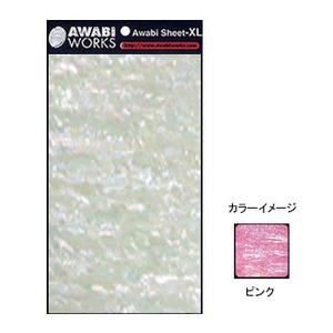ホッツ(HOTS) アワビワークス アワビシート 日本あわびB XL ピンク
