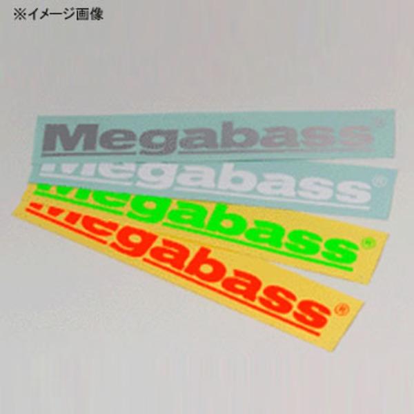 メガバス(Megabass) カッティングステッカー ステッカー