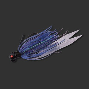 メガバス(Megabass) DRUNK FLY 1/4oz プロブルーリアクション