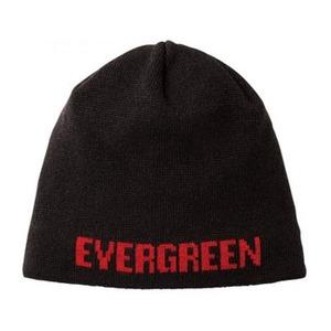 エバーグリーン(EVERGREEN) ニットキャップ タイプ3 フリー ブラック