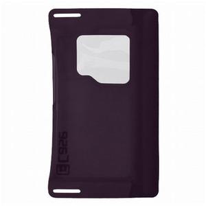 【送料無料】E-Case(イーケース) iシリーズ iPhone case コズミックパープル 46906