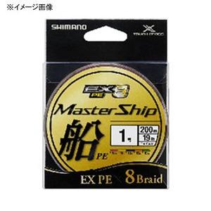 シマノ(SHIMANO) MasterShip 船PE EX8 150m PL-F58M 5C 0.6 船用その他