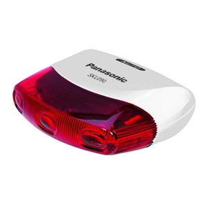 パナソニック(Panasonic) LEDかしこいテールライト SKL090 ホワイト YD-2466