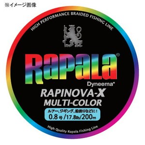Rapala(ラパラ) ラピノヴァ・エックス マルチカラー 200m RXC200M12MC
