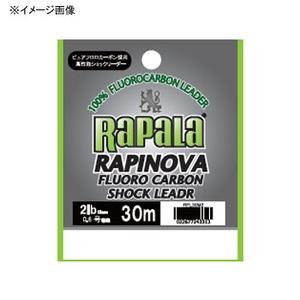 Rapala(ラパラ) ラピノヴァ フロロカーボン ショックリーダー 1.75号 クリア RFL30M7