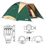Coleman(コールマン) タフワイドドームIV/300 2000017860 ファミリードームテント