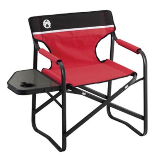 Coleman(コールマン) サイドテーブルデッキチェアST 2000017005 座椅子&コンパクトチェア