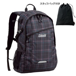 【WALKER/ウォーカー】ウォーカー25/WALKER25 25L BCK(ブラックチェック)