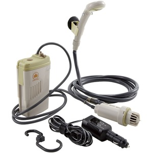 ロゴス(LOGOS) 2電源・モバイルシャワーYD 69930001 ビーチ・プール用品