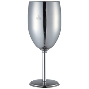 ロゴス(LOGOS) ステンレスワイングラス 81285112 ステンレス製マグカップ