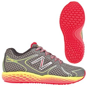 【送料無料】new balance(ニューバランス) KIDS KID'S&JUNIOR 18.0cm GRAYxRED NBJ-KJ980GRY