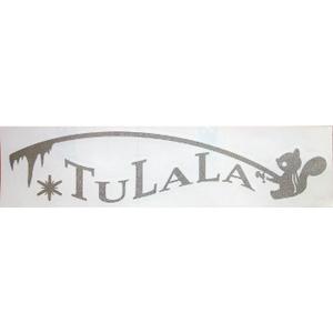 TULALA(ツララ)カッティングステッカー