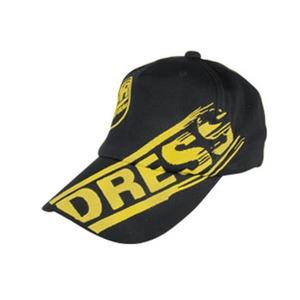 ドレス(DRESS) オリジナルキャップ フリー ブラックxイエロー LD-OP-0511