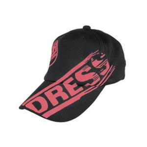 ドレス(DRESS) オリジナルキャップ フリー ブラックxピンク LD-OP-0512