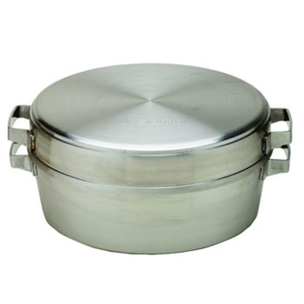SOTO ステンレスダッチオーブン10インチデュアル ST-910DL ステンレス製お皿