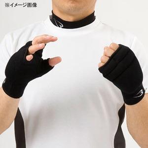 BODYMAKER(ボディメーカー) スーパー拳サポーター(1組) XS ブラック SSKS8