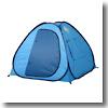TENT FACTORY(テントファクトリー) フォータッチプライベートテント グランドタイプ   ブルー