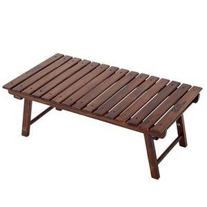 TENT FACTORY(テントファクトリー) ウッドライン グランドテーブル TF-WLGT-BR キャンプテーブル