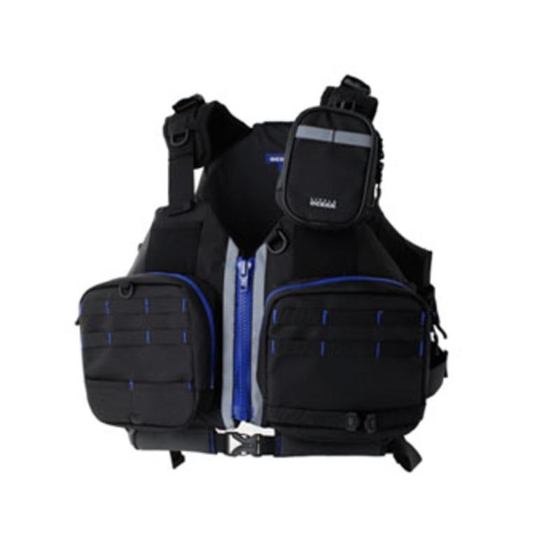 リトルプレゼンツ(LITTLE PRESENTS) ロックフィッシュPFDI フリー ブラック×ブルー PF-04