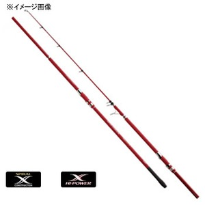 シマノ(SHIMANO) スピンパワーPF 405AXT S POWER PF405AXT 振出投竿ガイド付き4.25m以下