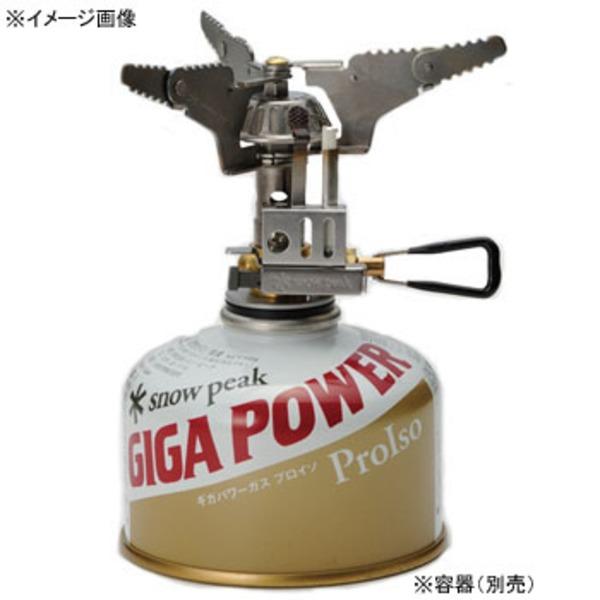 スノーピーク(snow peak) ギガパワーマイクロマックス GS-110AR ガス式
