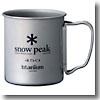 スノーピーク(snow peak) チタンシングルマグ 450