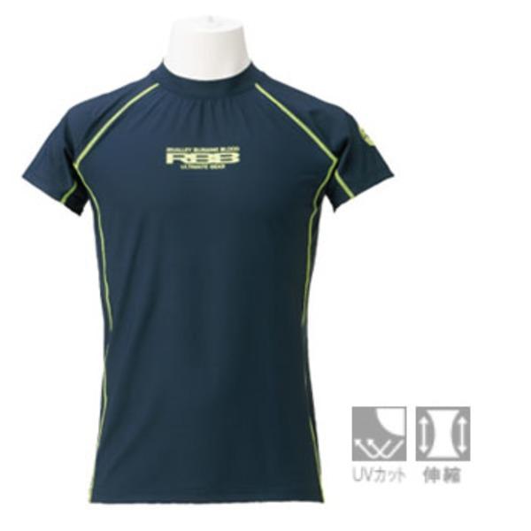 リバレイ RBB UVハーフラッシュガード 8569 フィッシングシャツ