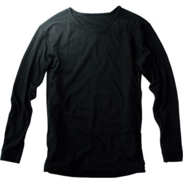 ムッシュ(MUSSHU) メリノウールメンズ長袖アンダーTシャツ 15160 メンズ&男女兼用長袖アンダーシャツ