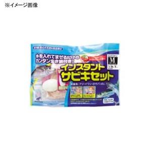 ハヤブサ(Hayabusa) インスタントサビキセット 下カゴ式 ピンクスキン 5本鈎 HA205 エサ