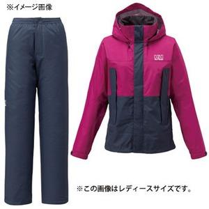【送料無料】HELLY HANSEN(ヘリーハンセン) HOE11401 Helly Rain Suit(ヘリー レインスーツ) Men's L P(パープル)
