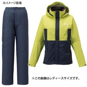 HOE11401 Helly Rain Suit(ヘリー レインスーツ) Men's M YG(イエローグリーン)