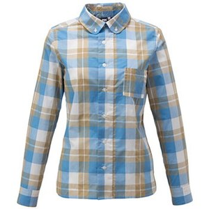 HELLY HANSEN(ヘリーハンセン) HOW41402 W L/S BD CHECK SHI Women's