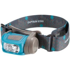 キャプテンスタッグ(CAPTAIN STAG) ギガフラッシュ LEDヘッドライト ハニカム UK-3019