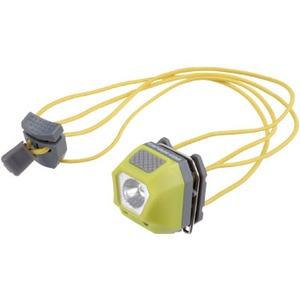 キャプテンスタッグ(CAPTAIN STAG) ミニデコ LEDヘッド&クリップライト グリーン UK-3013