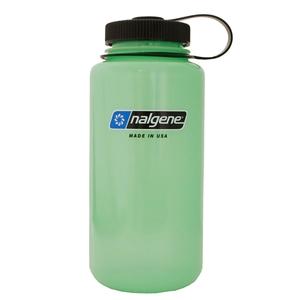 nalgene(ナルゲン) 広口1.0L グローボトル グリーングロー 91298