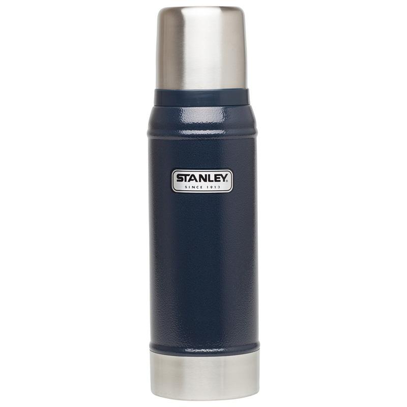 STANLEY(スタンレー) Classic Vacuum Bottle クラシック真空ボトル 0.75L ネイビー 01612-006