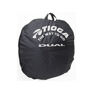 TIOGA(タイオガ) ホイールバッグ 2本用 BLK(ブラック) BAG30700