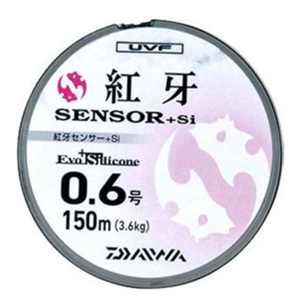 ダイワ(Daiwa) UVF紅牙センサー+Si 150m 04629681 タイラバ用PEライン