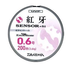 ダイワ(Daiwa) UVF紅牙センサー+Si 200m 0.6号 04629686