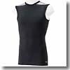 adidas(アディダス) AJP-AJ448 TF BASE スリーブレスシャツ Men's J/XO (D81409)ブラック×ミディアムグレイヘザー