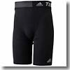 adidas(アディダス) AJP-AJ452 TEAM TF BASE ショートタイツ Men's J/M (D82097)ブラック×ブラック