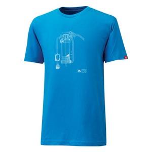 MSR(エムエスアール) 【国内正規品】ウォーターワークス Tシャツ L ブルー 51043