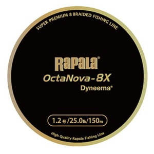 Rapala(ラパラ) オクタノヴァ8X 150m