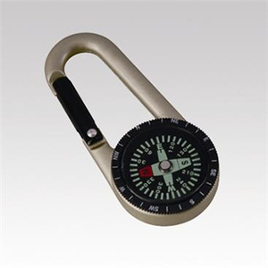 Munkees(マンキース) Carabiner Compass MU-3105