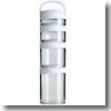 アウトドア&フィッシング ナチュラム【送料無料】BlenderBottle(ブレンダーボトル) ゴースタック スターターキット ホワイト 53013