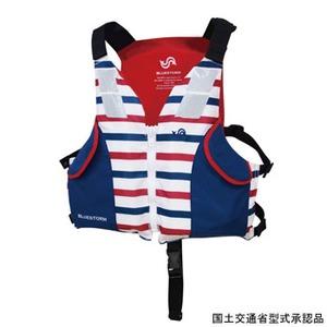 Takashina(高階救命器具) ファミリーライフジャケット 小児用 BSJ-200Y 浮力材タイプ